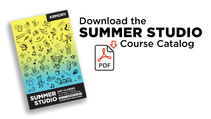 Download Summer Studio Course Catalog